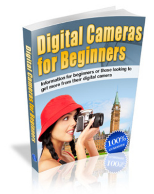 Product picture Digital Cameras for Beginers