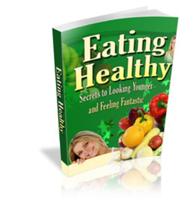 Product picture Eating Healthy - Healthy Eating Tips